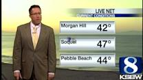 Get Your Thursday KSBW Weather Forecast 4.18.13