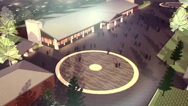 New Great America Pavilion for 49ers, Levi's Stadium unveiled