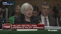 Fed evaluating impact of negative rates: Yellen