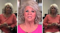 Paula Deen apologizes, still dropped by Food Network