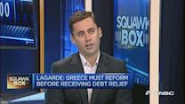 Greece crisis is well contained: Expert