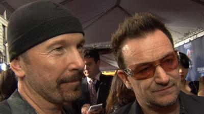 Bono And The Edge On 'Spider-Man: Turn Off The Dark': 'It's Been A Humbling Experience'