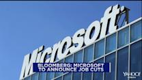 Microsoft could layoff thousands