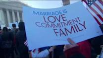 Surpeme Court to hear DoMA arguments