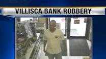 FBI Releases Bank Robbery Photos