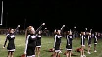 Week 7: Cheerleaders Rile Up Fans