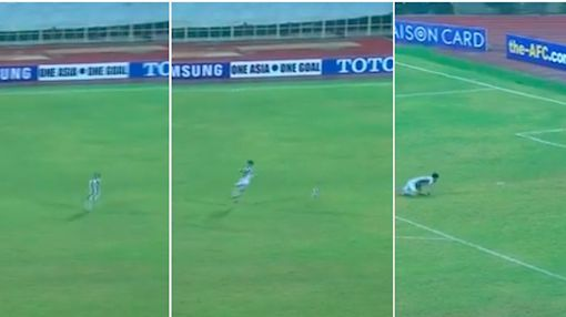North Korea's U16 goalie let in one of the most embarrassing goals you'll ever see
