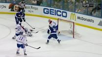 Johnson fires GWG past Price at the buzzer