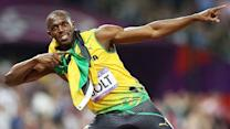 Bolt blasts way into history