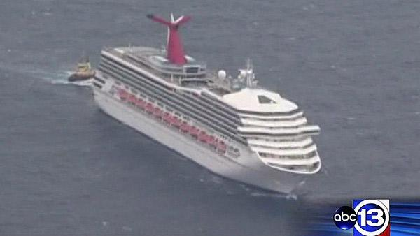 More cruises cancelled in wake of Carnival Triumph's problems