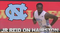 JR Reid Reacts To P.J. Hairston Suspension