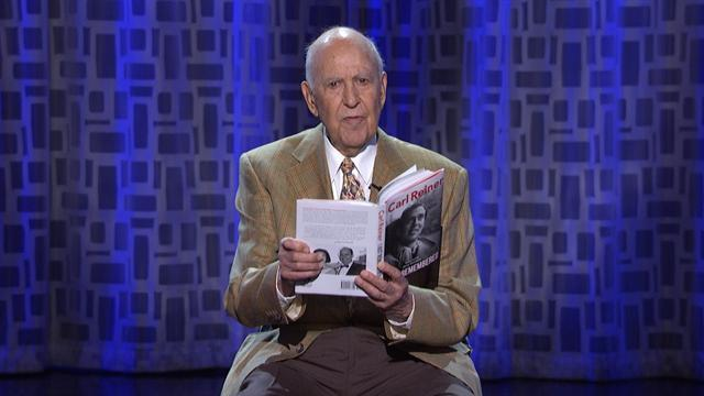 Online Exclusive: Carl Reiner Performs His 70 Year Old Poem About Booty