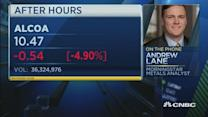 Alcoa's Q3 earnings were no surprise: Analyst