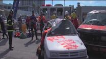 Life rescue teams compete in Clearwater