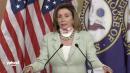 Pelosi calls on Trump to 'take responsibility' for coronavirus response