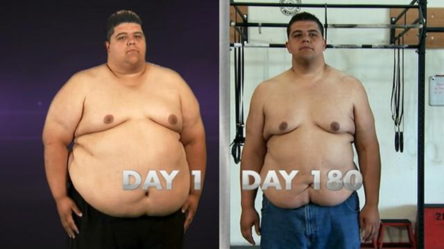 500-Pound Man Loses More Than Half His Weight on 'Extreme Makeover: Weight Loss Edition'