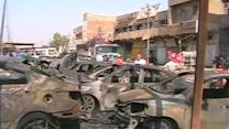 Bomb attacks on Iraqi soldiers, Shi'ites kill at least 49
