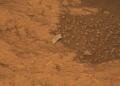 NASA finally figured out what this 'foreign object' on Mars actually is