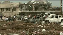 Raw: Footage from Oklahoma tornado and aftermath
