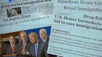 Immigration reform: Lawmakers say tentative deal reached