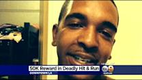 $50K Reward Announced In Hit-And-Run Death Of Father