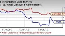PriceSmart's (PSMT) Sales Rise in December, Comps Improve