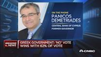 Cypriot economist: Greece been kicking the can