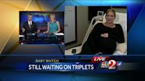 WESH 2's Martha Sugalski on TV live from her hospital bed