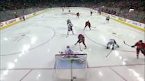 Jones sets up Stajan on nice two-on-one goal