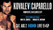 HBO Boxing News: Blake Caparello