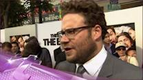 "Entertainment News Pop: Seth Rogen Disses His Movie With Barbra Streisand, Says The Guilt Trip Is for ""Airplanes Only"""
