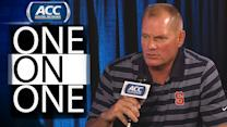 ACC One-On-One: Scott Shafer, Syracuse