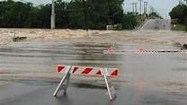Flash Floods Hit San Antonio, Texas