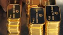 Gold Prices Pare Losses After Terrible U.S. GDP Report