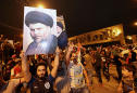Shiite cleric Sadr leads in Iraq's initial election results