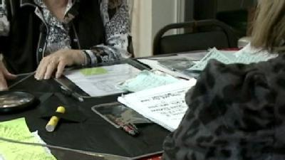 Elderly Woman Charged Thousands In 'Work-At-Home' Offer