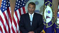 "Boehner slams Obama administration's ""remarkable arrogance"""