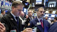 Stock Indexes Retreat; ServiceNow Gaps Up; 10-Year Yield Hits 1.87%