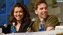 The Touching Moment During Orphan Black's Comic-Con Panel That Made Tatiana Maslany Cry