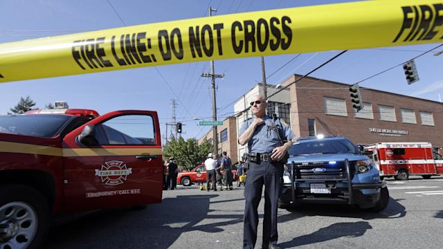 Students Help Stop Gunman at Seattle University