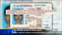 Illegal immigrants can soon get driver's licenses