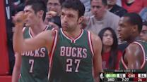 Pachulia's Acrobatic And One