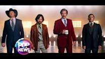 'Anchorman 2' Trailer Burns Up Web Overnight