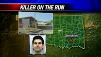 Authorities searching for convicted killer in Oklahoma