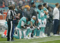 Miami Dolphins to Discipline Players Who Protest During National Anthem With Fines, Suspensions or Both