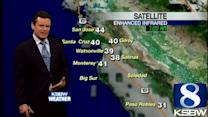 Watch your Saturday KSBW weather forecast 03.23.13
