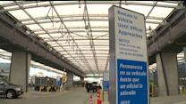 Phase 1 Of Border Crossing Construction Near Completion