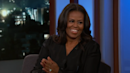 Michelle Obama reads un-first-lady-like statements on 'Jimmy Kimmel Live'