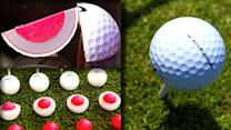 Nike's New RZN Golf Balls