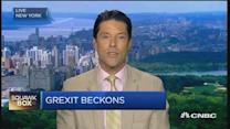 Markets 'too complacent' over Greece: Seymour
